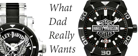 What Dad Really Wants