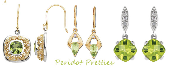 Peridot Pretties