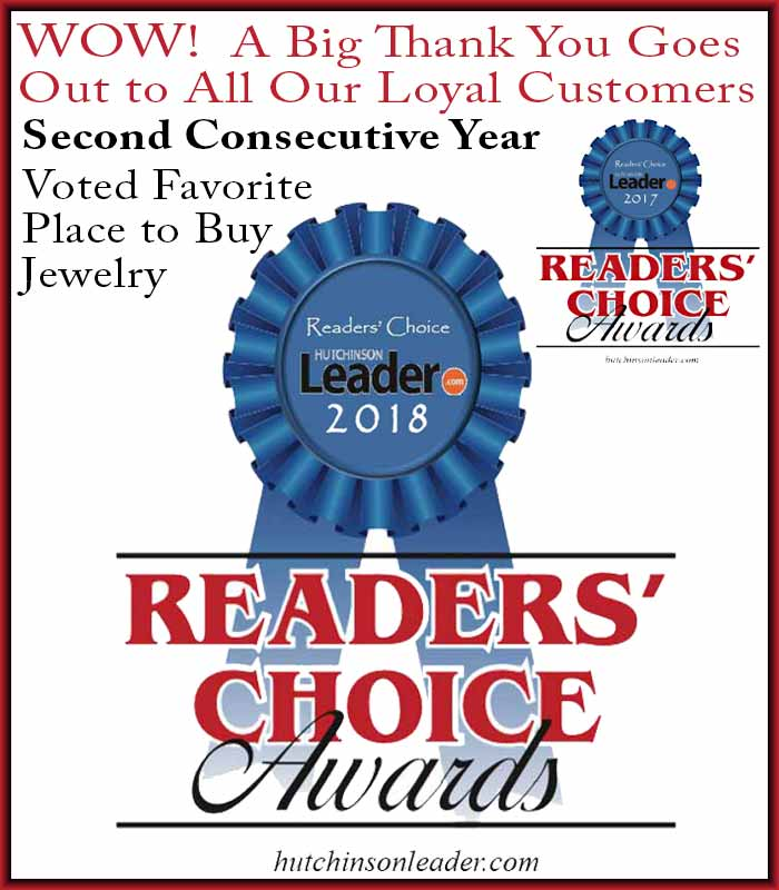 Reader's Choice 2018 Winner